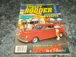 Street Rodder Magazine Vol 22 No 2 February 1993 Hanging Rear End - $2.99