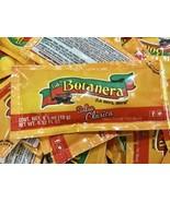 100 Salsa Botanera Clasica Picante Hot Sauce pakets to go 10g each - $24.95