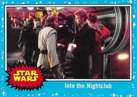 2017 Star Wars Journey To The Last Jedi #4 Into The Nightclub - €0,86 EUR