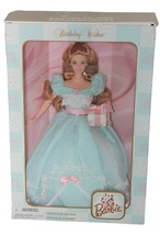 Barbie Birthday Wishes Collector Edition Second In A Series by Mattel - $34.60