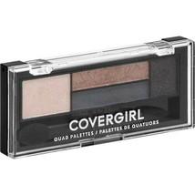 CoverGirl Eye Shadow Quads, Stunning Smokeys 715, 0.6 oz / 18g - New - $8.49