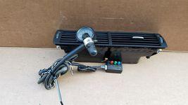 03-05 Audi A4 S4 Dash Air Vent Turbo Boost Gauge Pod image 7