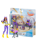 "DC Super Hero Girls: Batgirl 6"" Figure & Pet Dog Ace New in Package - $14.88"