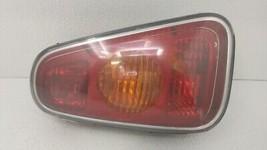 2002-2004 Mini Cooper Driver Left Side Tail Light Taillight Oem 71454 - $138.30