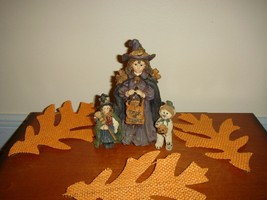 Boyds Bears Yesterday's Child Mallory W/Patsy And JB Trick Or Treat Hall... - $18.99
