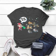 Christmas Dog Dog Mom Dog Dad T- Shirt Birthday Funny Ideas Gift Vintage - $15.99+