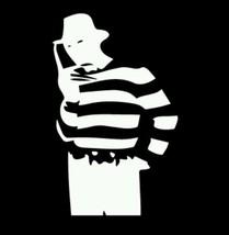 Freddy Krueger Nightmare On Elm St 2 Vinyl Decal Car Sticker Choose Size Color - $2.64+