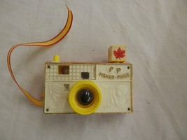 Fisher Price PICTURE STORY CAMERA #784 Everything Works Family /Animal P... - $16.99
