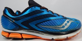 Saucony Cortana 3 Size US 14 M (D) EU 49 Men's Running Shoes Blue Black 20199-3