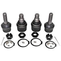 A-Team Performance Super Greasable Duty 2 x K8607T Lower Ball Joints and 2 x K80 image 7