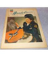 Vintage Ladies Household Magazine War Issue Feb... - $7.95