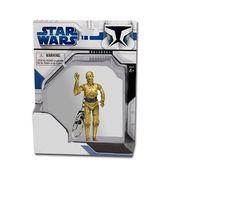 Set of 3 PVC Key rings Darth Vader, C-3PO and Stormtrooper Star Wars image 3