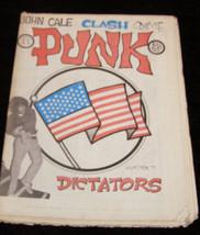 Punk 11 Dictators John Cale Clash Crime - $19.99