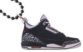Good Wood Nyc Negro Cemento 3 Madera Zapatillas Collar Negro/Gris Zapatos III