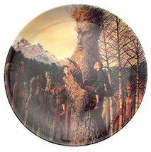 Danbury Mint Lord of The Rings Plate Treebeard - $50.96