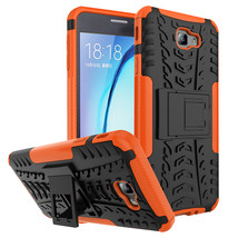 Armor with kickstand Protective Case for Samsung Galaxy On7 (2016) - Ora... - $4.99