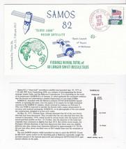SAMOS 82 LAUNCHED BY TITAN 3b VANDENBERG AFB CA APRIL 22 1971 - $1.78