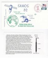 SAMOS 82 LAUNCHED BY TITAN 3b VANDENBERG AFB CA APRIL 22 1971 - $44,68 MXN