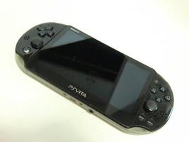 USED PlayStation Vita Wi-Fi Console PCH-2000 GOD EATER Fenrir Limited Model - $181.19 CAD