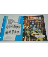 CENTRALAB CAPACITOR & SELECTSHAFT ROTARY SWITCH CATALOG LOT - $19.39