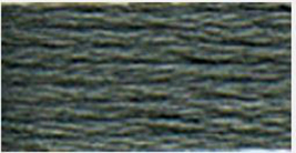 DMC Dk Pewter Gray Floss Thread, 413 Cone of 100g cross stitch embroidery sewing - $21.99