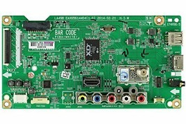 LG EBU62287640 Main Board for 32LB560B-UZ.BUSMLJM - $38.61