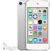 Apple iPod touch 16GB White & Silver (5th Generation) - $207.90