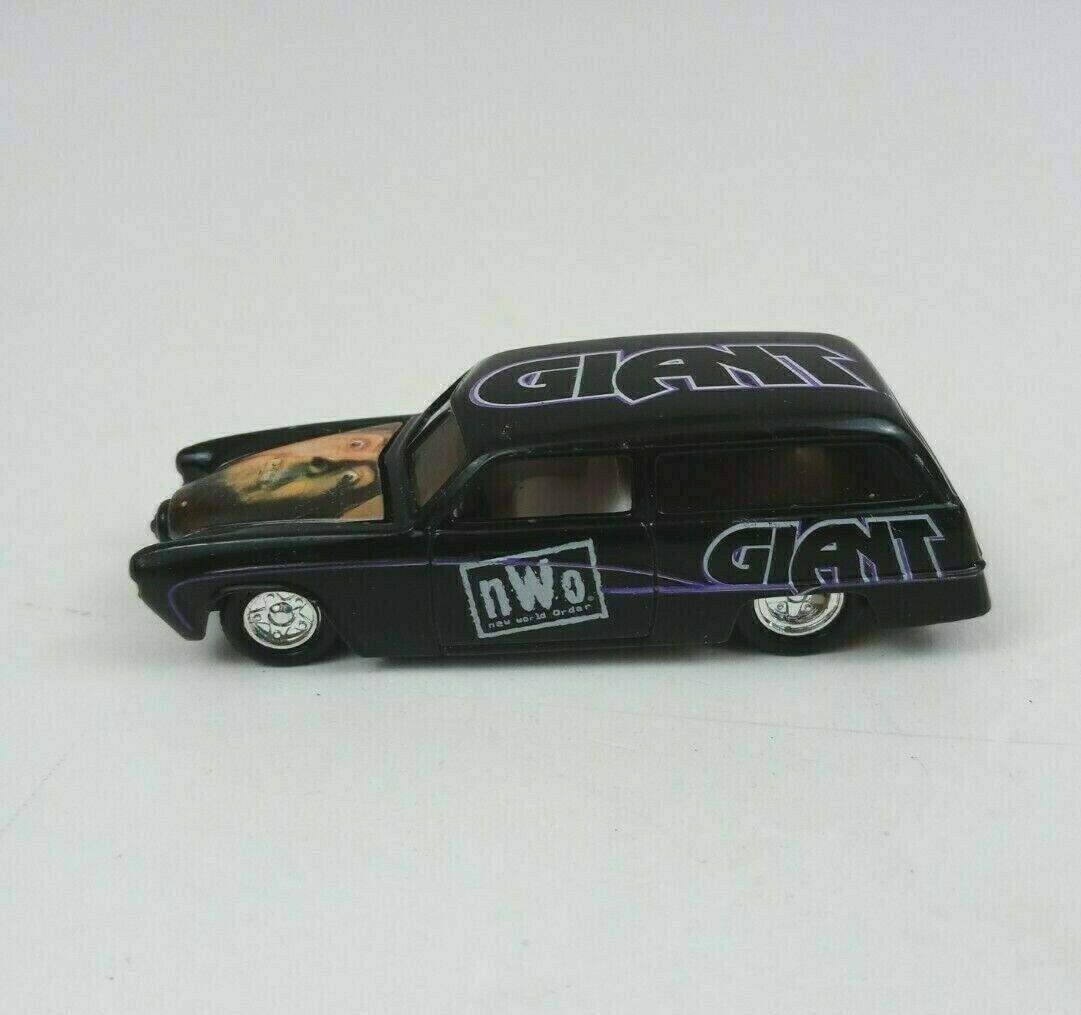 1999 Racing Champions WCW/NWO Giant (Big Show) '51 Studebaker Wagon Die Cast Car - $5.94