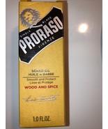 Proraso Beard Oil, Wood & Spice - $16.83