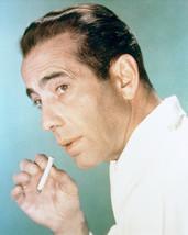 Humphrey Bogart classic studio pose holding cigarette 8x10 Photo - $7.99