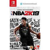 NBA 2K19 - Nintendo Switch - $83.95