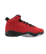 JORDAN NIKE Lift Off (GS) Kids Suede Red Ankle High Basketball Shoes Siz... - $74.79