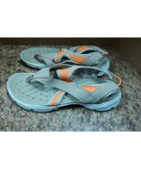 Women's Size 7 Leather Watermates Pool Beach Water Sandals Shoes - $8.99