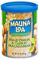 Mauna Loa Maui Onion & Garlic 4.5 oz - $13.95