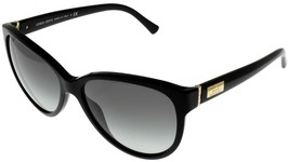 Giorgio Armani Sunglasses Women Black Cat Eye AR8021 501711  - $286.11