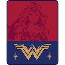 "Wonder Woman Plush Throw Blanket - 40"" x 50""  - $42.99"