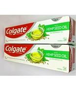 Colgate with Natural Hemp Seed Oil Gel Toothpaste Herbal Mint 4.6oz (2 Pack) - $8.90