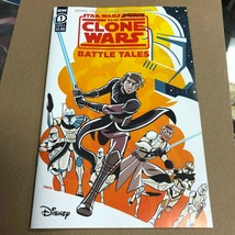 Star Wars Adventures The Clone Wars Battle Tales #1 cover A - $14.84