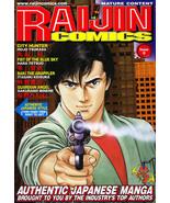 Raijin Comics #0 - $1.49
