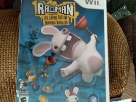 Nintendo Wii Rayman Contre Les Laping Cretins Raving Rabbids image 1