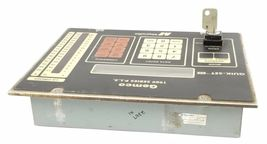 MAGNETEK GEMCO 1989 SERIES P.L.S. QUIK-SET III CONTROL PANEL image 5