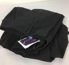 Ralph Lauren Purple Label Collection Womens Pants Black 10 Pleated - $171.97