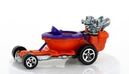 Vintage Loose Hot Wheels Mainline Orange Hot Seat Toilet Go Cart image 1
