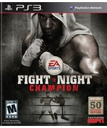 Fight Night Champion - Playstation 3 [video game] - $5.12