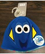 Disney Store Finding Dory Reversible Kids Hat PIXAR Unisex sz XXS XS 2 - 3 - $10.99