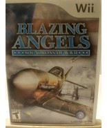 Blazing Angels  Squadrons of WWII Nintendo Wii  2007 T Teen - $5.91