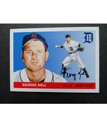 2020 Topps Archives Mini #55M-49 George Kell Detroit Tigers Baseball Card  - $12.99