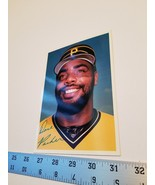 Dave Parker Base Ball Card 5x7 Pittsburgh Pirates Player 1981 Topps MLB ... - $9.49
