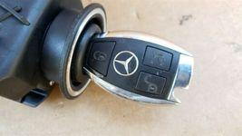 03-05 Mercedes Benz E320 C320 C32 ECU EIS Engine Computer Key Set A1121536679 image 8