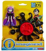 Imaginext Teen Titans Go! Magic Attack Raven Playset - $9.99